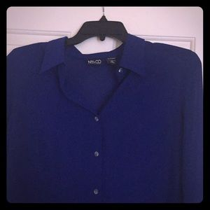 New York and Co blouse
